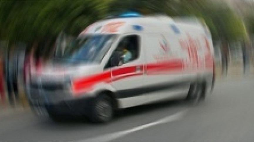 Beylikdüzü'nde 7 yerinden bıçaklanan kişi ağır yaralandı