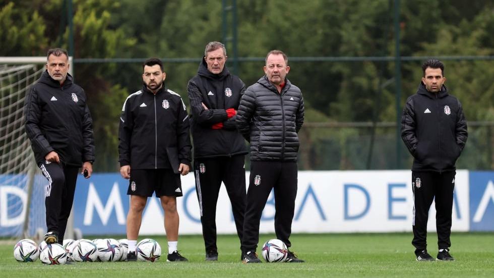 Beşiktaş zorlu fikstüre giriyor! Sakatların son durumu...