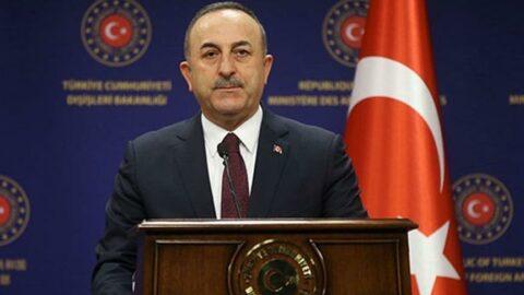 Dışişleri Bakanı Mevlüt Çavuşoğlu'ndan Taliban Heyeti ile görüşme sonrası açıklama