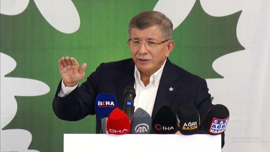 Ahmet Davutoğlu: Bu cehaletle dolar 12-13 lirayı bulabilir!