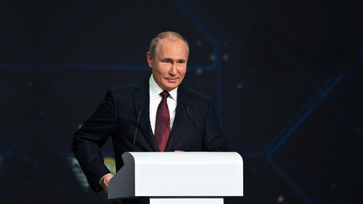 Putin'den kripto paralara yeşil ışık