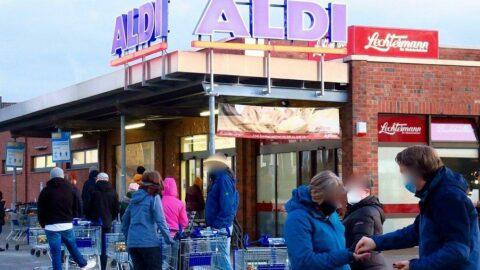 Almanya'da aşısızlara market yasağı