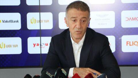 'Fenerbahçe maçı için taraftarlardan ricam var...'