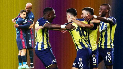 Trabzonspor-Fenerbahçe maçının düğümünü onlar çözecek!