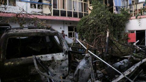 ABD'den drone saldırısıyla yok ettiği aile için tazminat kararı