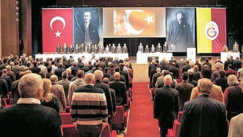 Galatasaray kongresinde 48 saatlik hesaplaşma!