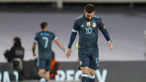 'Messi'ye vermelerinden bıktım'