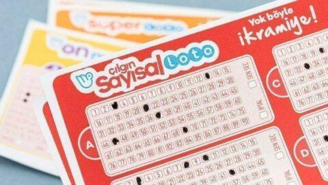 Sayısal Loto sonuçları: Sayısal Loto'da kazandıran numaralar belli oldu