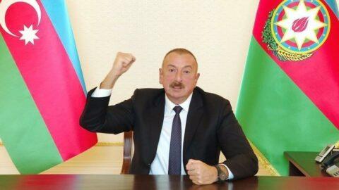 Aliyev: Füzuli'ye gelen herkes Ermeni vahşetini görüyor