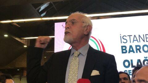 İstanbul Barosu Başkanlığı'nı Mehmet Durakoğlu kazandı