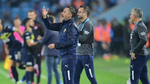 Pereira: Hakemin verdiği kararla maç bitti