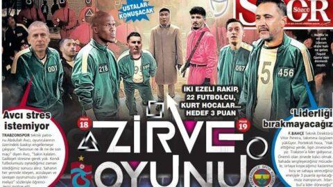 Trabzon'da zirve oyunu! İşte muhtemel 11'ler...