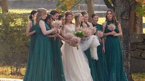 Bill Gates'in kızı imam nikahı kıydı
