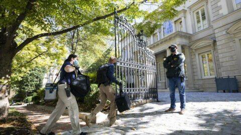 FBI'dan Rus iş adamı Deripaska ile bağlantılı bir eve baskın