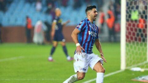 Trabzonspor'da Bakasetas fırtınası! Sörloth'u geride bıraktı…