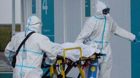 Rusya'da corona virüse bağlı ölüm sayısı 1000'i geçti