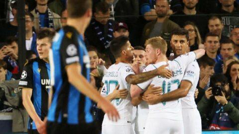 Manchester City acımadı, gol yağdırdı