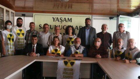 Akkuyu'da basın açıklaması engellenmişti: 30 kişiye dava açıldı