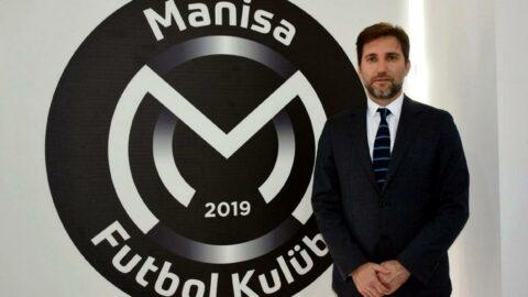 Manisa FK'da Turgay Altay dönemi başladı