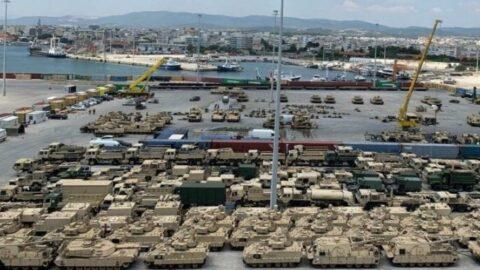 ABD, Batı Trakya'ya silah yığmayı hızlandırdı