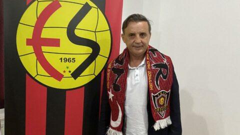 Eskişehirspor, Suat Kaya ile sözleşme imzaladı