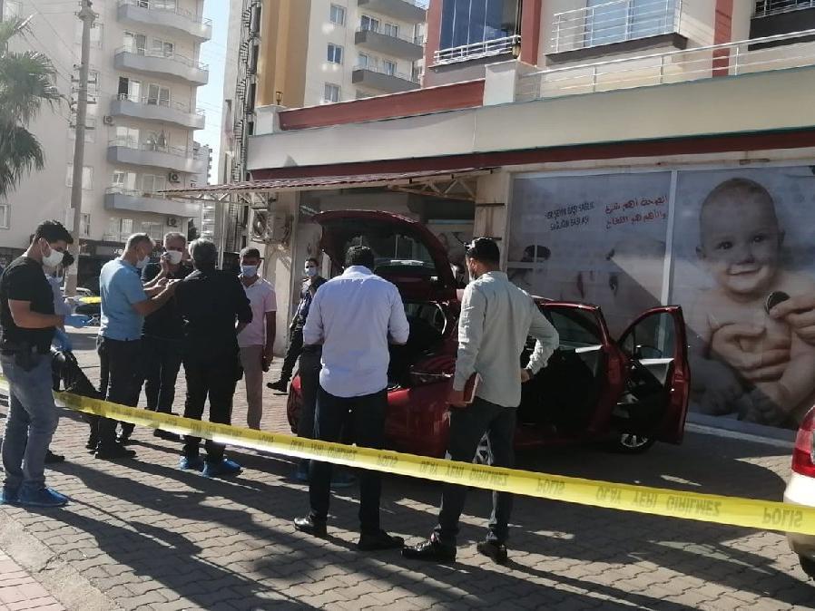 Mersin'de görevli doktor meslektaşını öldürdü