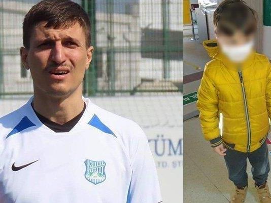 Oğlunu öldüren eski Süper Lig futbolcusu için istenen ceza belli oldu