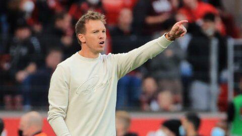 Bayern Münih, Julian Nagelsmann'ın Covid-19 testinin pozitif çıktığını açıkladı