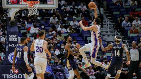 NBA'de 3 milli oyuncumuzdan takımlarına katkı
