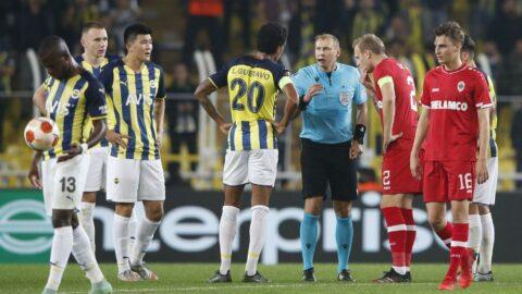 Kadıköy'de hayal kırıklığı: 2-2