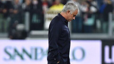 Mourinho'nun Roma'sı fena dağıldı! Gol yağdı...