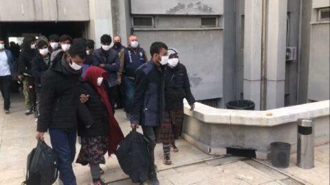 Ankara'da 31 kaçak göçmen yakalandı