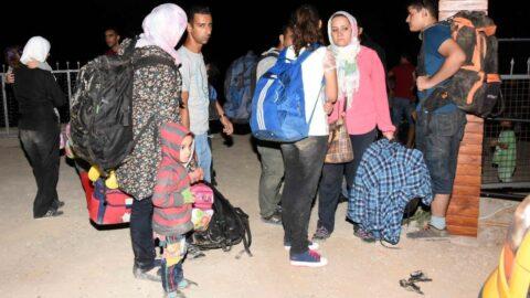 Yunanistan'ın geri ittiği 67 kaçakkurtarıldı
