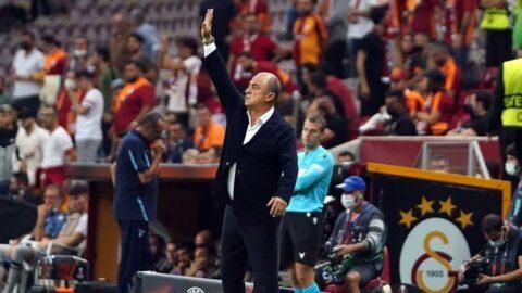Fatih Terim'in 35. Beşiktaş derbisi