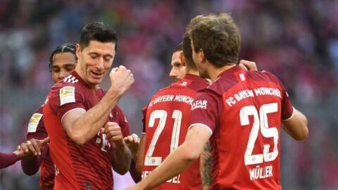 Bayern Münih'in zirveden inmeye niyeti yok