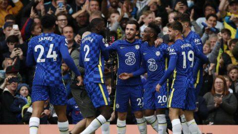 Chelsea'den 7 gollü galibiyet
