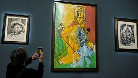 Picasso'nun başyapıtları 110 milyon dolara satıldı