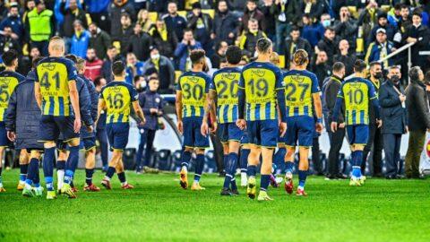 Kadıköy'de hüsran! Fenerbahçe 90+4'te dağıldı