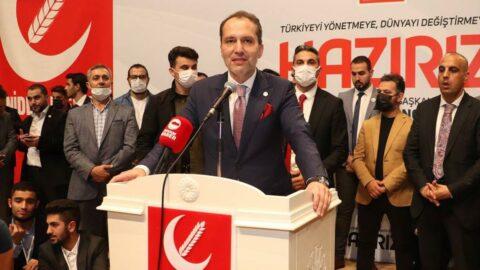 Erbakan'dan AKP'ye ekonomi eleştirisi: İhrama girmiş Kemal Derviş olmaktan kurtulun