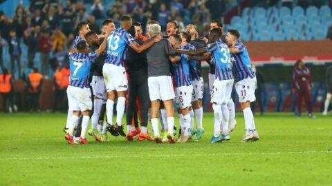 Trabzonspor geçtiğimiz sezonu ikiye katladı