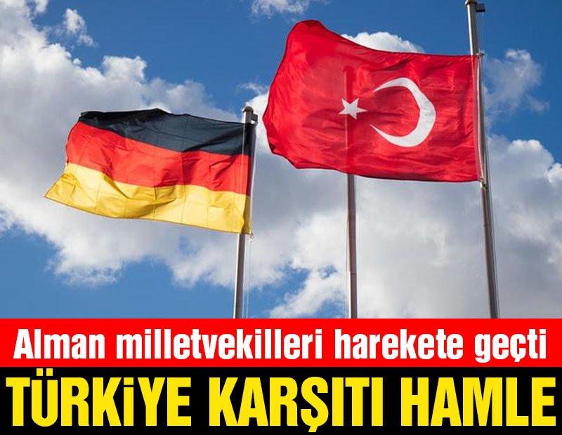 Almanya'dan Erdoğan'ın açıklamalarına tepki: Yaptırım uygulansın!