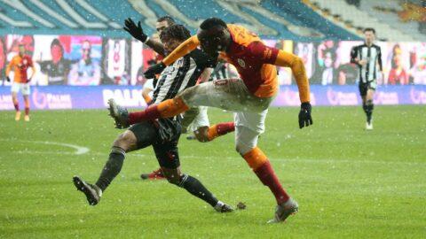 Türkiye Beşiktaş-Galatasaray derbisine kilitlendi