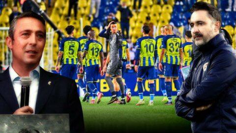 Fenerbahçe ve Pereira'nın 9 günlük sınavı! 3 kritik maç ve derbi…