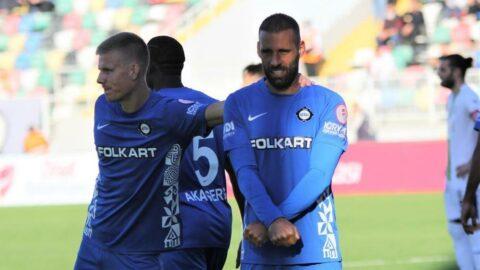 Altay 5 golle turladı