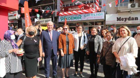 Aydın'da kadınlara özel Hanımevi açıldı