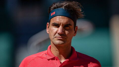 Roger Federer'in yıkılışı
