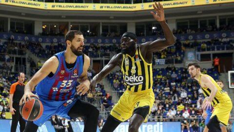 Fenerbahçe Beko, Barcelona'ya son topta kaybetti!