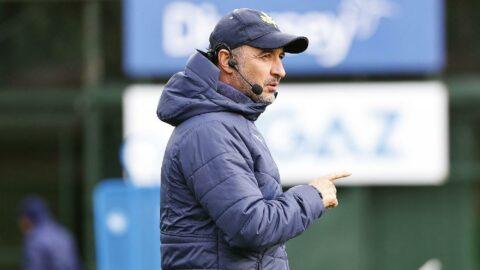 Vitor Pereira futbolcularına seslendi: 'Ben de 10 gündür...'