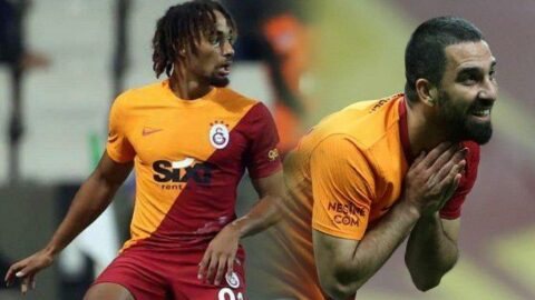 Galatasaray'dan Arda Turan ve Sacha Boey'in sakatlıkları ile ilgili açıklama