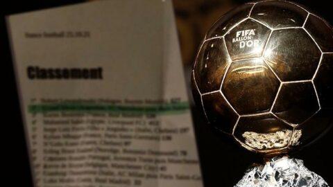 Ballon d'Or listesi sızdırıldı! Zirvedeki isim...